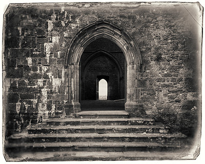 Cashel Entrance, Tipperary - p1154m1074091 by Tom Hogan