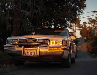 Amerikanisches Auto - p1324m1191233 von michaelhopf