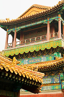 Forbidden city beijing - p9246146f by Image Source
