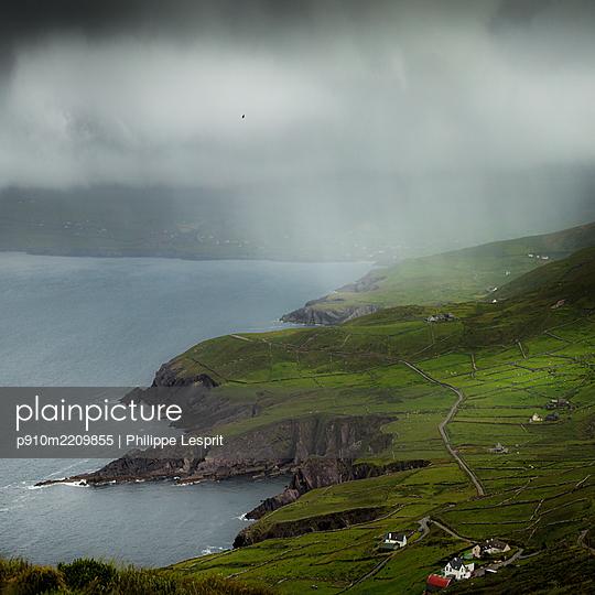 Ireland, Allagheemore - p910m2209855 by Philippe Lesprit