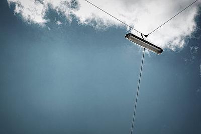Straßenlampe - p1243m1552986 von Archer