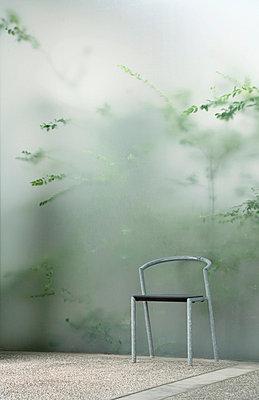 Pflanzen hinter Plexiglas - p2651249 von Oote Boe