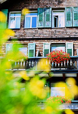 Schwarzwaldhaus - p606m1215551 von Iris Friedrich