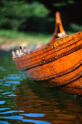 Rowing boat - p1003m760271 by Terje Rakke