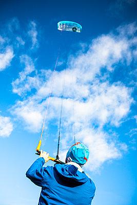 Kitesurfer - p1687m2284291 by Katja Kircher