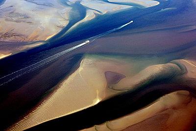 Sand- und Untiefengebiet südlich der Insel - p1016m741957 von Jochen Knobloch