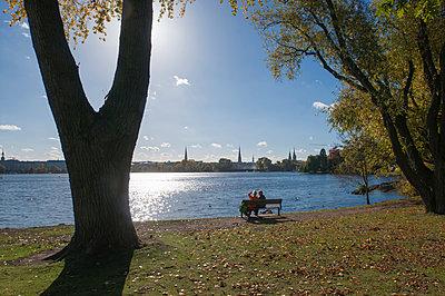 Herbstsonne - p178m886429 von owi