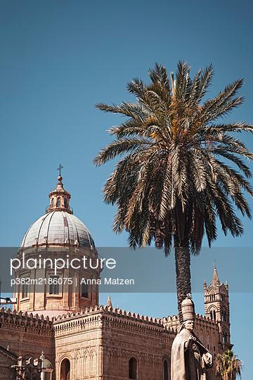 Palermo Cathedral - p382m2186075 by Anna Matzen