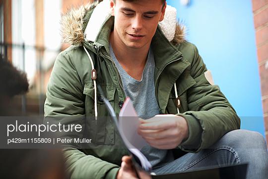 p429m1155809 von Peter Muller