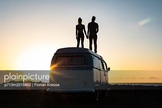 Sommerurlaub - p713m2215862 von Florian Kresse