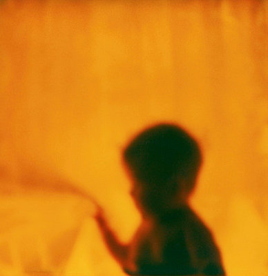 Blurred Silhouette of Child - p6940626 by Ed Cunicelli