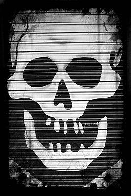 Totenkopf - p9790342 von Weber-Decker