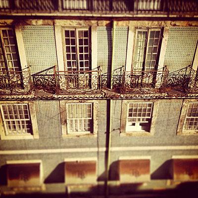 Haus in Lissabon - p1051m891881 von Jakub Karwowski