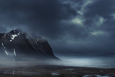 Vestrahorn Mountains - p1280m1477490 by Dave Wall