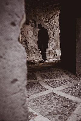 Solitary man - p1623m2209927 by Donatella Loi