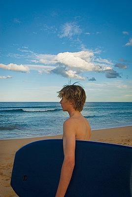 Surfer boy - p1125m917347 by jonlove