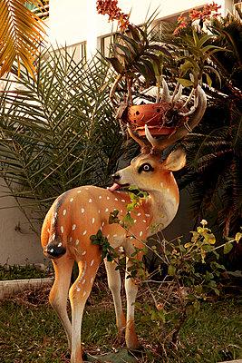 Garden decoration - p483m1007816 by Arne Gerson