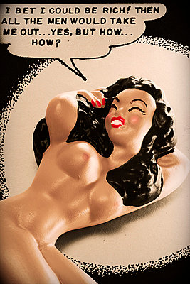 Pin-Up Comics - p6110060 von Laurence Ladougne