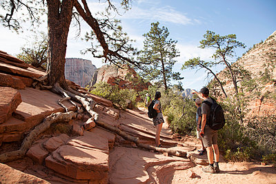 Hiking tour - p948m940247 by Sibylle Pietrek