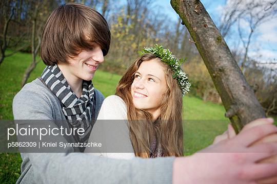 Beziehungsanfang - p5862309 von Kniel Synnatzschke