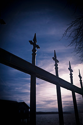 Fence - p1149m1502279 by Yvonne Röder