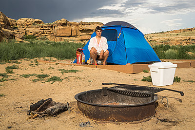 Camper - p1291m1548084 by Marcus Bastel