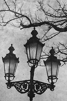 Streetlamp - p450m2175539 by Hanka Steidle