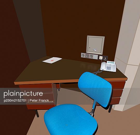 Arbeitsplatz - p230m2152701 von Peter Franck