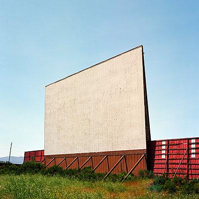 Vintage theater - p1431m1497100 von Daniel R. Lopez