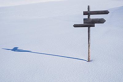 Signpost - p335m1007693 by Andreas Körner
