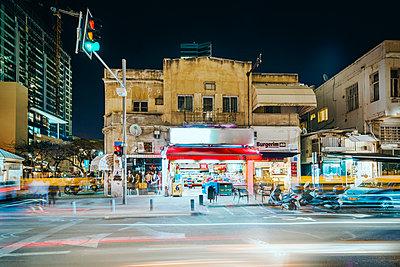 Tel Aviv - p416m1498077 von Jörg Dickmann Photography