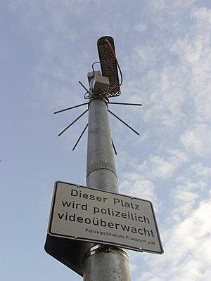 Polizeiliche Überwachung - p2550712d von T. Hoenig