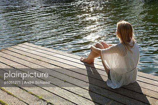 Sonne genießen - p1051271 von André Schuster