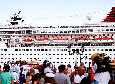 Kreuzfahrt in Venedig - p1100786 von B.O.A.