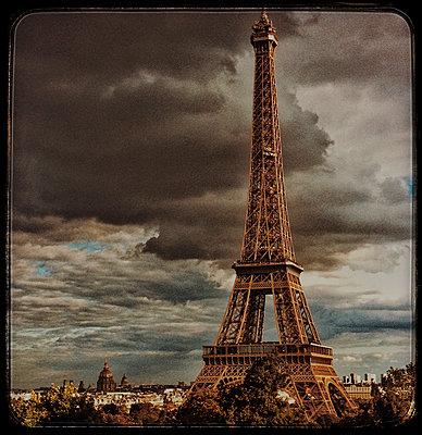 Eiffelturm - p567m1212517 von Alexis Bastin