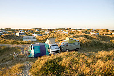 Camping site in Denmark - p7620005 by Bodo Krug