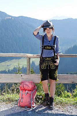 Wandern - p4541705 von Lubitz + Dorner