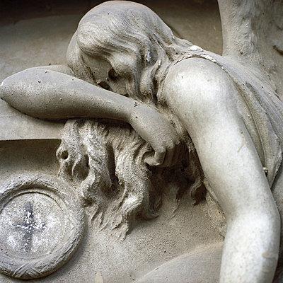 Grave decoration - p945m716032 by aurelia frey