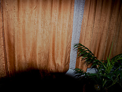 Curtain - p1279m1525424 by Ulrike Piringer