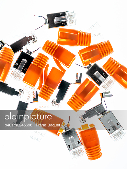 Network plug - p401m2245696 by Frank Baquet
