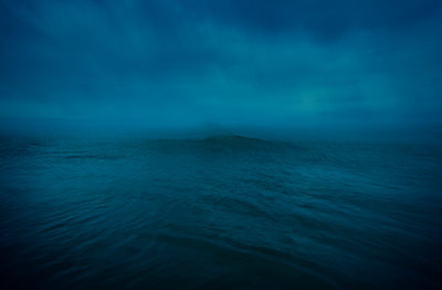 Sea at dawn  - p1132m1194725 by Mischa Keijser