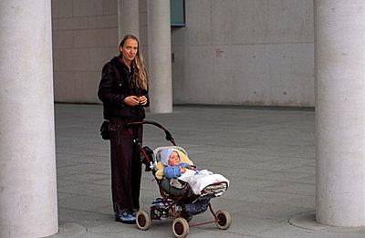 Mutter und Sohn - p2200002 von Kai Jabs