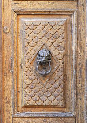 Alter Tuerknauf  - p6430016 von senior images