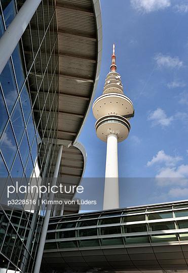 Fernsehturm und Messehallen - p3228516 von Kimmo von Lüders