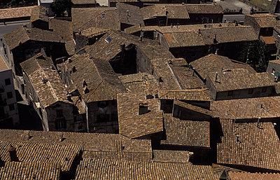Roofs - p277m883374 by Dieter Reichelt