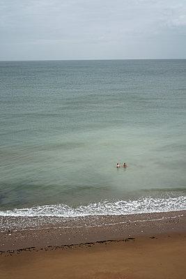 Badeurlaub, Kent, Großbritannien - p1578m2278105 von Marcus Hammerschmitt