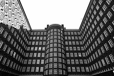 Sprinkenhof, Kontorhaus district, Hamburg - p1686m2288521 by Marius Gebhardt