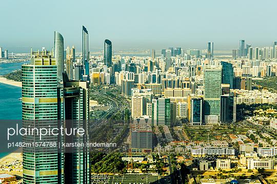 Abu Dhabi - p1482m1574788 von karsten lindemann