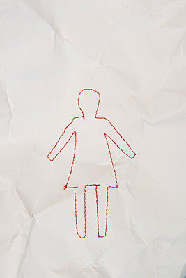 Woman - p451m2260378 by Anja Weber-Decker