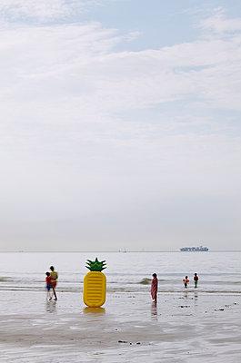 Strand - p1294m1514805 von Sabine Bungert